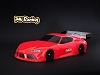 PN Racing Supra A90 1/28 Lexan Body Kit (Light Weight Version)