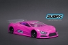 SUBRC Zenvo ST1 1/28 Lexan Touring Body Clear (98mm W/B)