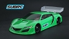 SUBRC NSX GT3 1/28 Lexan Touring Body Clear (98mm W/B)