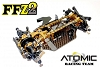 Atomic FFZV2 FWD Pro Chassis Kit (No electronic)