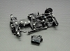 GLR-GT 1/28 RWD Chassis - Without RX , Servo, ESC