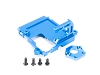 PN Racing Mini-Z AWD MA030 Motor Mount (Blue)