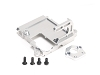 PN Racing Mini-Z AWD MA030 Motor Mount (Silver)