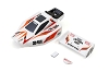Kyosho Mini-Z Buggy Body Set (TURBO OPTIMA Mid Special/White)