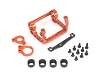 PN Racing Mini-Z V4 94mm Motor Mount for Kyosho Motor (Orange)