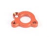 PN Racing Mini-Z V4 94mm Motor Mount Plate for Screw In Motor (Orange)