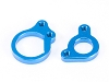 PN Racing Mini-Z V4 94mm Motor Mount Plate for Kyosho Motor (Blue)