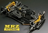 Atomic MRZ RWD Pan Car Chassis Kit (No Electronic)
