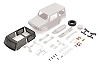 Kyosho Mini-Z 4x4 MX01 Suzuki Jimny Sierra White Body Set