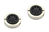 Kyosho Mini-Z 4x4 MX01 PremountedTire/Wheelw/Weight 2pcs 4Runner