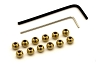 Kyosho Mini-Z 4x4 MX01 4.8 Brass Ball(12pcs)