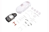 Kyosho Mini-Z Toyota GR Supra White Body Set w/Wheel