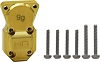 Hot Racing SCX24 9g Brass Diff Cover