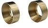Hot Racing SCX24 9.5g Brass Kmc Machete Wheel Weights