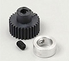 Kimbrough 24 Tooth 64P Carbon Pinion Gear
