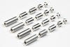 Tamiya Aluminum Spacer Set (12/6.7/6/3/1.5mm)
