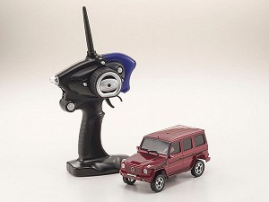 Kyosho Mini-Z Overland Sports MV-01S Mercedes-Benz G55L AMG Red