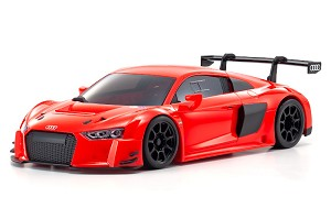 Kyosho Mini-Z ASC MR-03W-MM Audi R8 LMS Red Body Set