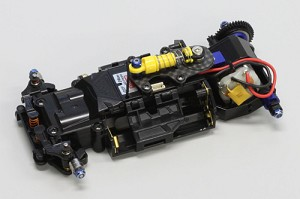 Kyosho Mini-Z MR03W MM Chassis Set US Edition