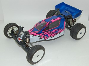 EastCoast Bodies J-Style for 1/10 scale EP 2WD Off-Road BUG