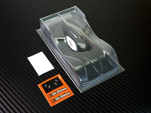 PN Racing Mini-Z Lexan BMR Pan Car Body Kit