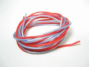 PN Racing 20G 200C i-mac color Silicon Wire