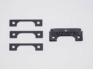 PN Racing Mini-Z Mazda 787B Carbon Fiber Adapter