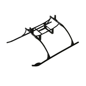 E-flite MCX Landing Skid and Battery Mount Set
