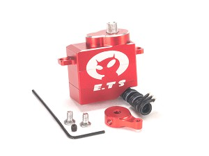EASYLAP HV High Speed Micro Servo Red Style
