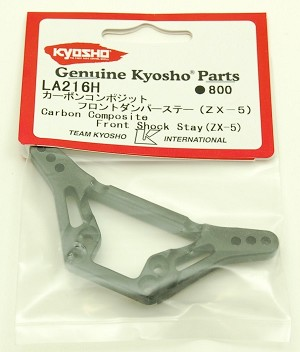Kyosho ZX5 Carbon Composite Front Shock Stay