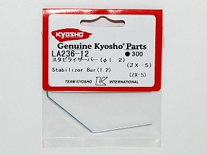 Kyosho ZX5 TF5 Stabilizer Bar (1.2)