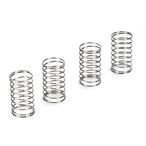 Team Losi Damper Spring Set (4) for Micro SCT and Rally