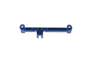 PN Racing Mini-Z MA010 A-Arm Tie Rod +1 Toe In (Blue)
