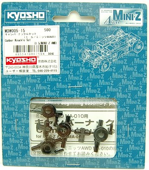 Kyosho MA010 Camber Knuckle Set 3.0