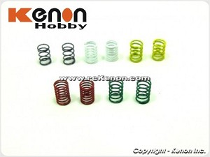 PN Racing Mini-Z MR03 Front Suspension Spring Set (5 Pairs)