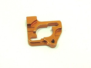 PN Racing Mini-Z 90mm Mount Lay Down Motor Plate (Orange)