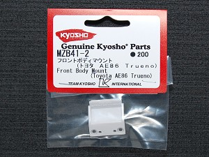 Kyosho Front Body Mount Toyota AE86T