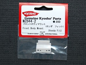 Kyosho Front Body Mount Honda Fit