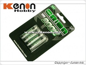 Orion AAA 1.25V 900mah Battery (4pcs)
