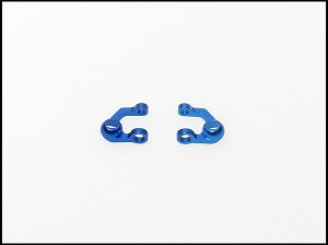 PN Racing Mini-Z MR02/03 Double A-Arm Upper Arm Set (Blue)