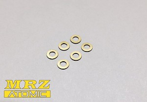 Atomic MRZ Spacer for Front Ride Height (0.25mm) 6 pcs