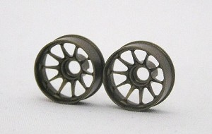 R246 Mini-Z MR015/02/03 Rays CE28N Bronze Rear Wheel Offset 1.0mm